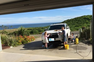 PhillipIslandWaterfrontHouse-Car-wash