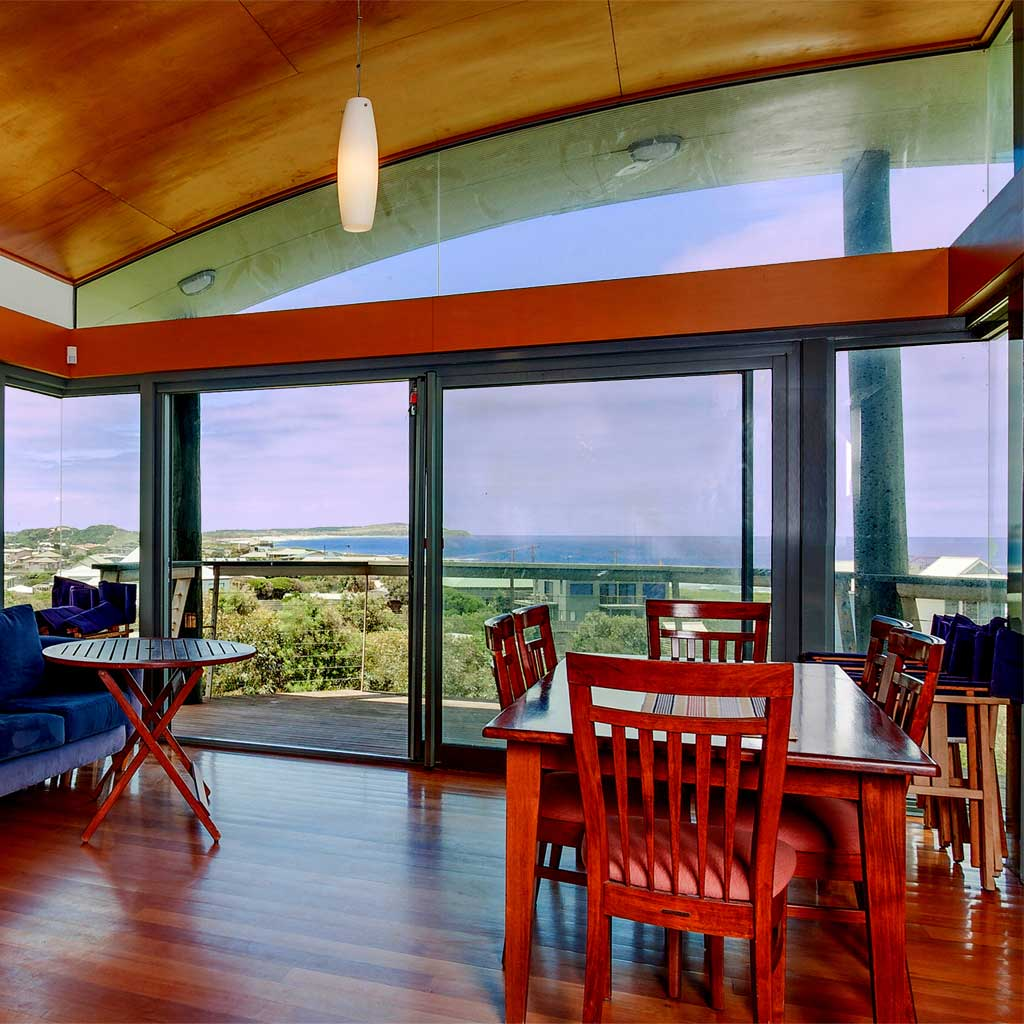 Phillip Island accommodation holiday house ocean view